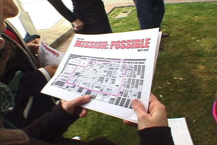 Mission possible team building exercise map